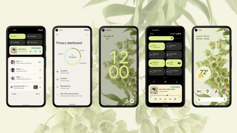 Android 12 Beta 2 Se Déploie Avec De Nouvelles Fonctionnalités,