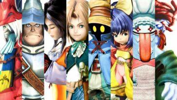 Annonce de l'émission télévisée d'animation Final Fantasy IX