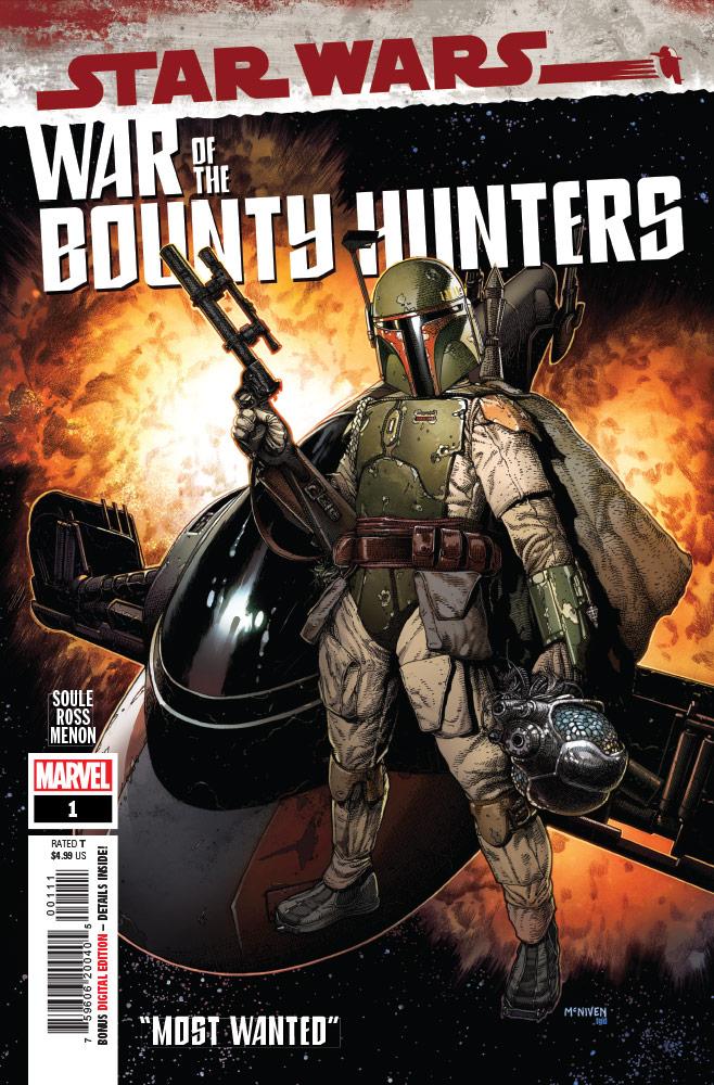 Boba Fett obtient plus que ce qu'il avait prévu dans la nouvelle série de bandes dessinées Marvel