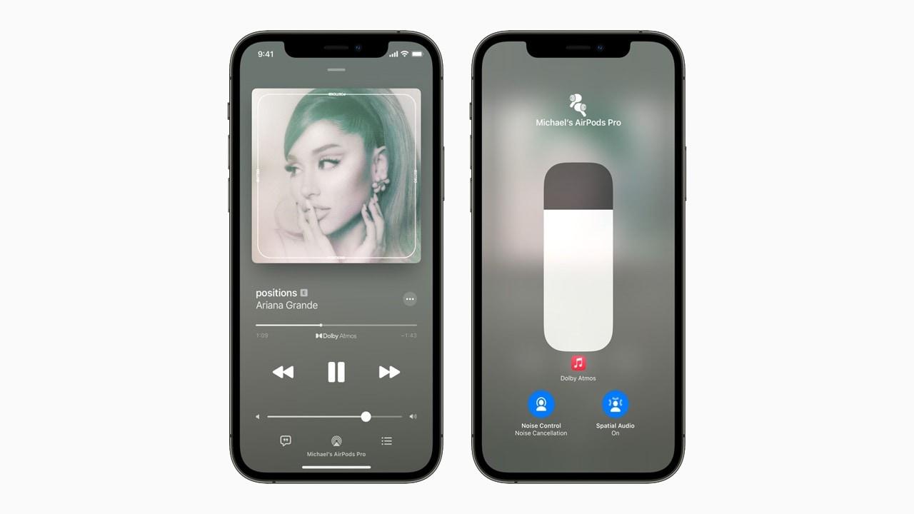 Apple Music Obtient Un Son Spatial Et Sans Perte: Ce