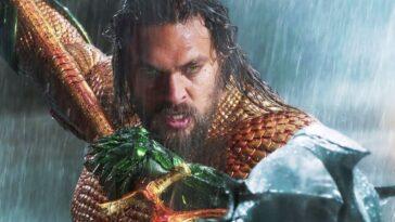 Aquaman 2 Star Taquine Une Suite Plus Grande Et Meilleure