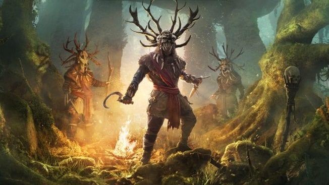 Assassin's Creed Valhalla L'histoire de la colère des druides