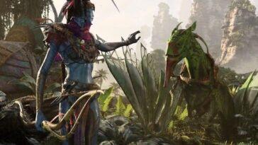 Bande-annonce d''Avatar : Frontiers of Pandora' : quatre ans après son annonce vient le spectaculaire jeu vidéo basé sur le film de James Cameron