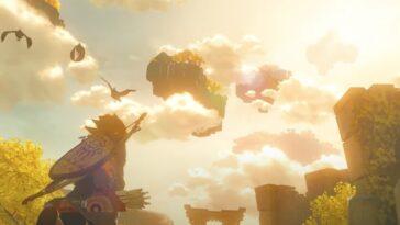 Bande-annonce de la suite de 'The Legend of Zelda : Breath of the Wild' : Nintendo Switch a déjà un nouveau blockbuster