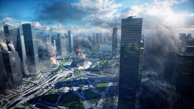 Battelefield 2042 - Modernisme de la ville