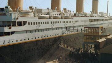 Classement des erreurs dans Titanic que vous avez sûrement oubliées
