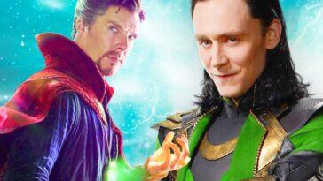 Comment Loki Se Connecte T Il à Doctor Strange 2 ? L'écrivain