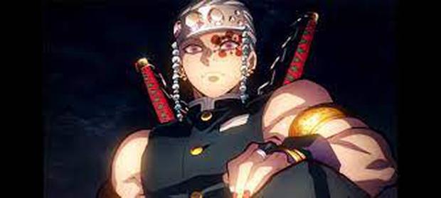 Tengen Uzui apparaîtra dans la deuxième saison en tant que personnage principal (Photo: Crunchyroll)