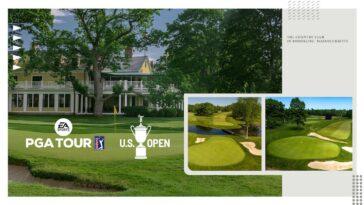 EA Sports PGA Tour ajoute l'US Open Championship et les événements amateurs