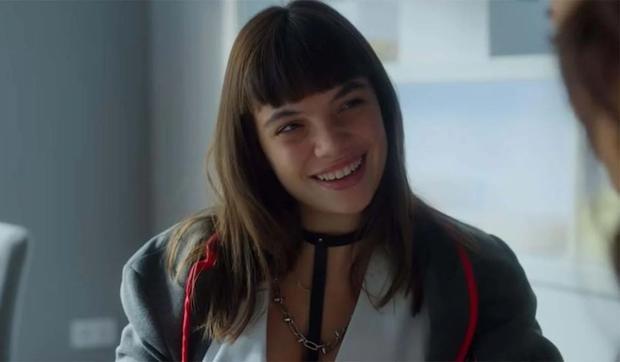 """Martina Cariddi joue Mencía dans la quatrième saison de """"Elite"""" (Photo: Netflix)"""