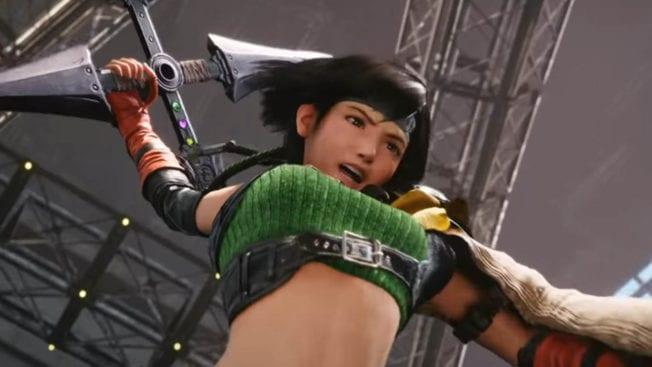 Final Fantasy VII - Yuffie Épisode PS4 PS5