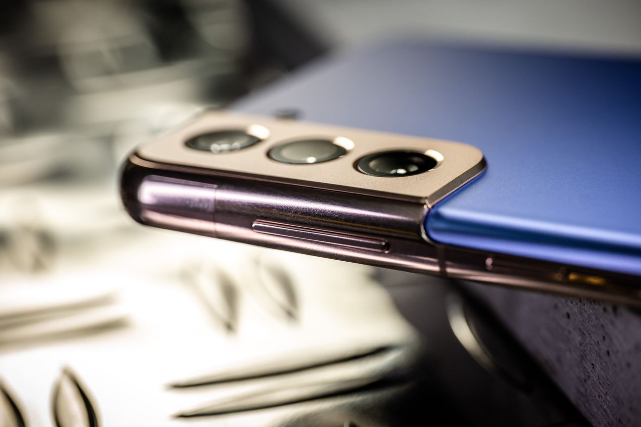 Triple caméra Samsung Galaxy S21 Plus