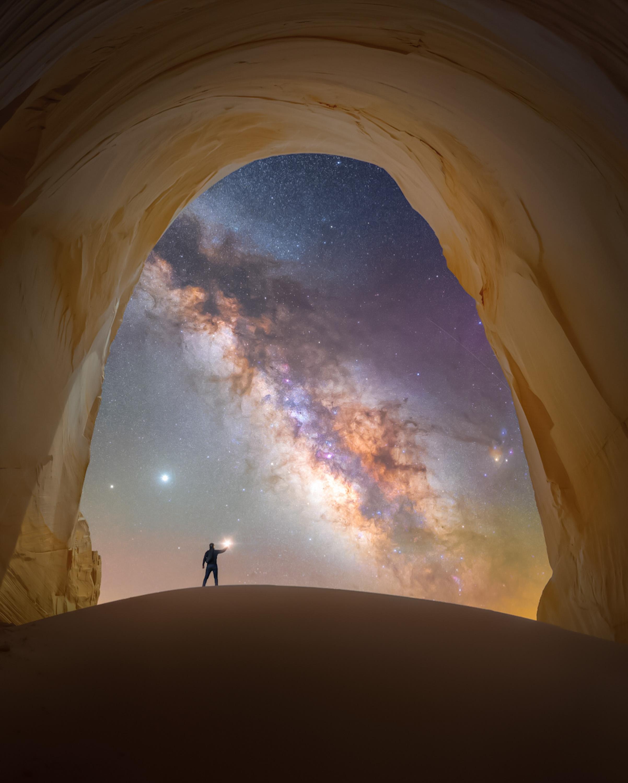 *Chambre de lumière Spencer Welling Utah, États-Unis