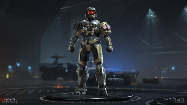 Halo: Infinite Multiplayer Premières Informations, Bêta, Adversaires De L'ia