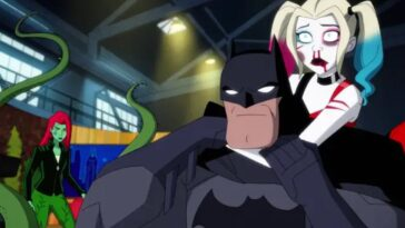 Harley Quinn Banned Batman Scene Suscite Les Réactions De Kaley