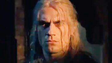 Henry Cavill Revient En Tant Que Geralt De Rivia Dans
