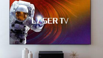 Hisense Laser TV, pour examen : les questions que vous nous avez envoyées (et leurs réponses) sur la Hisense TV