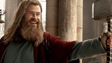 Ils prétendent que Thor est apparu dans une tempête au Mexique