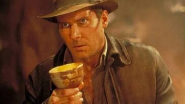 Indiana Jones 5 Set Photo Suggère Fortement à Harrison Ford
