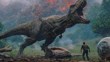 Jurassic World 3: De Nouveaux Détails Sur L'histoire, De Nouveaux