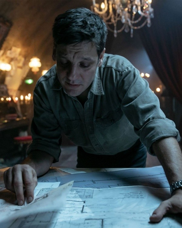 Rodrigo de la Serna dans son personnage de La Casa de Papel.  Photo: (Netflix)