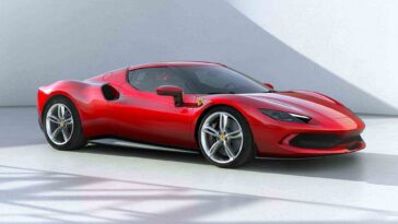 La Ferrari 296 Gtb Fait Ses Débuts Mondiaux : Tout