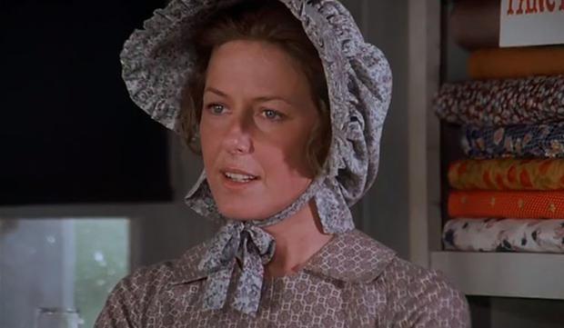 Karen Trust Grassle est une actrice américaine.  (Photo: NBC)