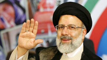 La Ligne Dure Anti Occidentale Est Le Nouveau Patron De L'iran