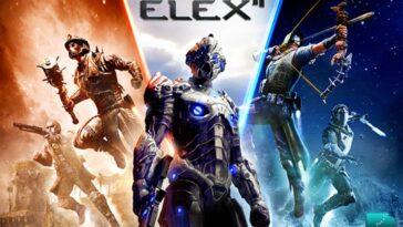 Le RPG ELEX ambitieux obtient une suite sur PS5, PS4