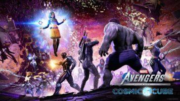 Le cube cosmique de Marvel's Avengers amène le scientifique suprême sur PS5, PS4