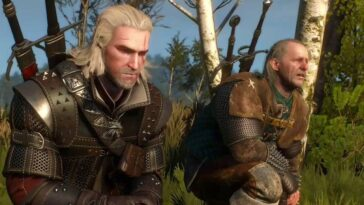 Le Film D'animation The Witcher: Nightmare Of The Wolf Montre