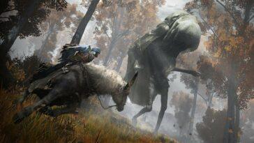 Le multijoueur d'Elden Ring est possible presque à tout moment, mais sans votre cheval