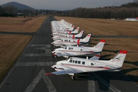 Avions de Merlin Labs