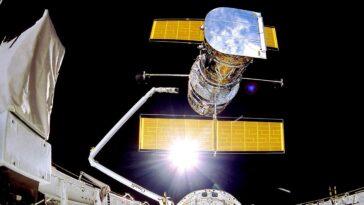 Le Télescope Hubble Fait Face à Des Problèmes Techniques Pendant