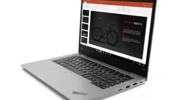 Lenovo Alimente Les Nouveaux Ordinateurs Portables Thinkpad Série L Avec