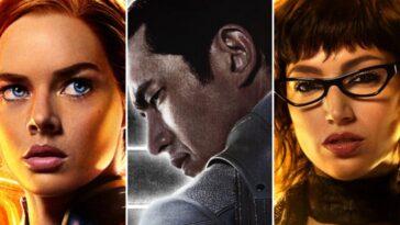 Les Affiches De Mouvement Snake Eyes Libèrent Scarlett, Storm Shadow,