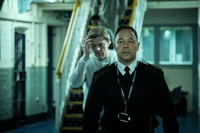 Bean et Graham sont remarquables dans le drame.  Crédit : BBC
