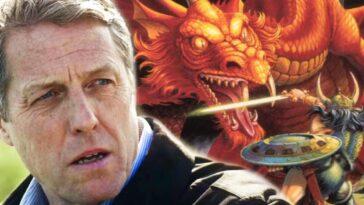 Les Photos De Dungeons & Dragons Set Révèlent Un Premier