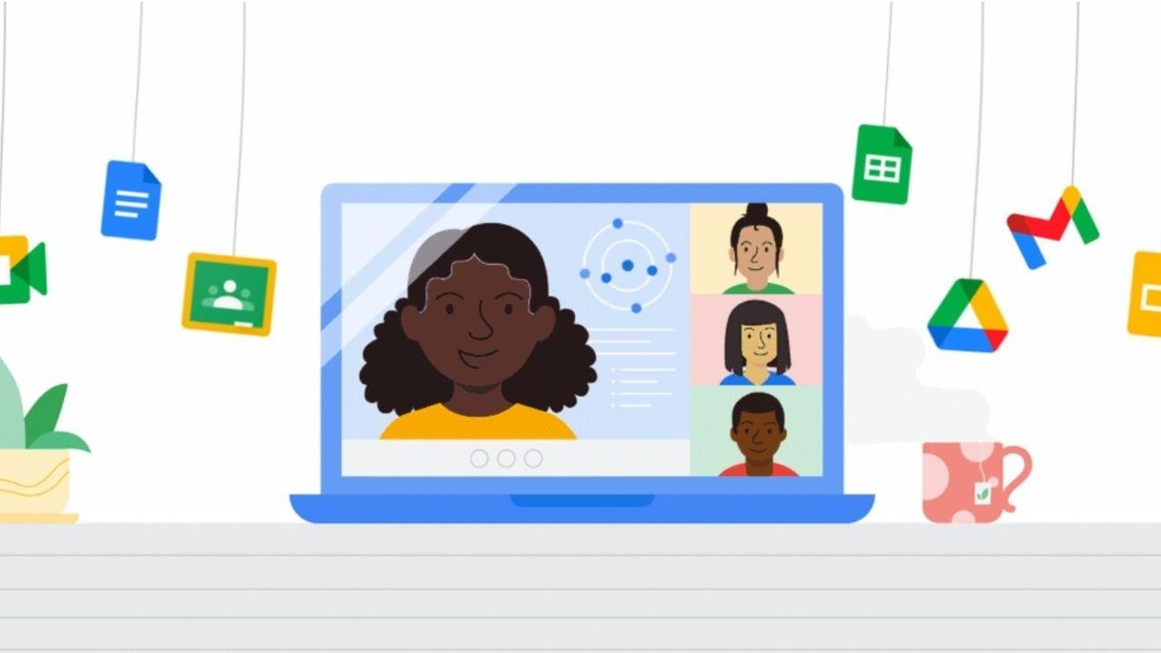 GoogleWorkspace pour l'éducation