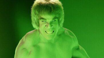 L'incroyable Star De Hulk, Lou Ferrigno, Jette Un Coup Sur
