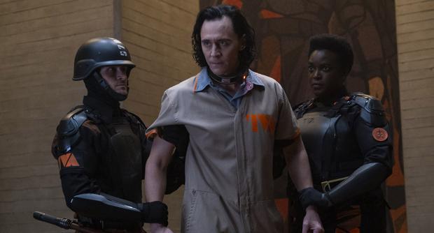 """Marvel a noté dans un aperçu que """"Loki"""" est un genre fluide.  (Photo : Marvel/Disney+)"""