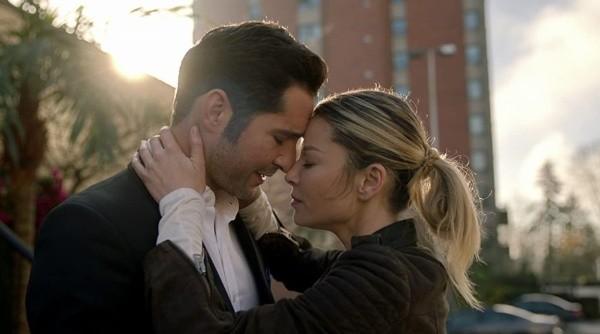 Lucifer et Chloé ont franchi une nouvelle étape dans leur relation.  Photo: (IMDB)