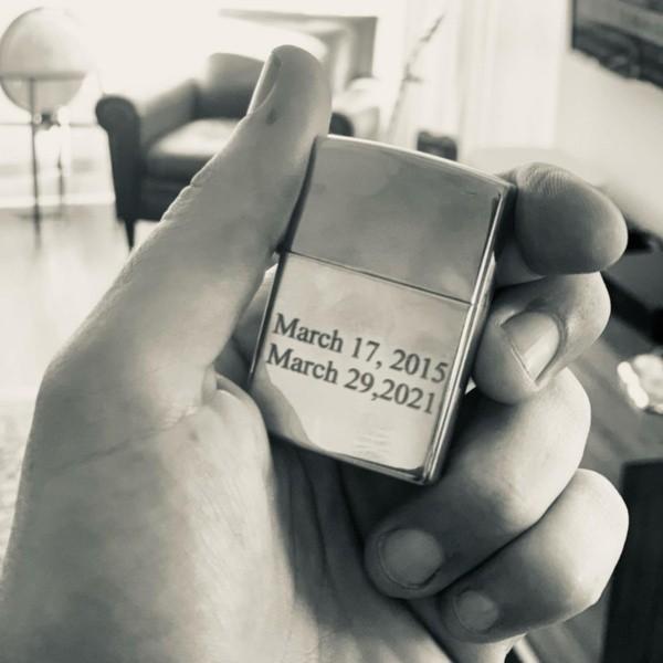 La photo avec laquelle Tom Ellis a dit au revoir à Lucifer.