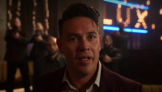Après cinq saisons, le personnage de Dan a gagné l'affection du public et c'est pourquoi avec son départ, beaucoup ont été surpris.  (Photo: Netflix)
