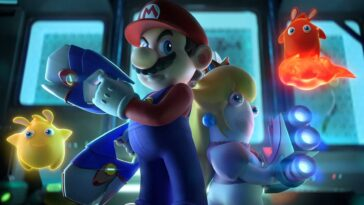 Mario + Lapins Crétins Sparks Of Hope Annonce Officielle,