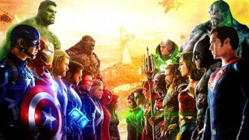 Marvel Contre Le Film Dc Crossover N'est Pas Impossible, James