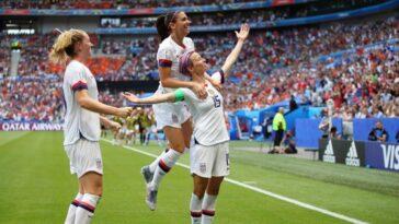 Megan Rapinoe et les stars du football féminin américain se battent pour l'égalité de rémunération dans un nouveau documentaire – voir un premier aperçu