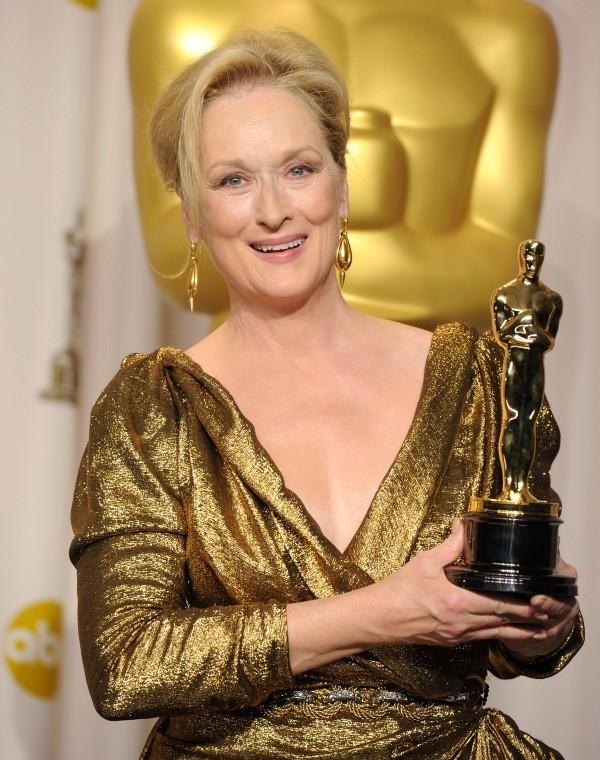 Meryl Streep est l'une des femmes les plus aimées d'Hollywood.  Photo: (Getty)