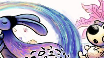 Mini Review: Chicory: A Colorful Tale (PS5) - Painterly Puzzler est presque parfait