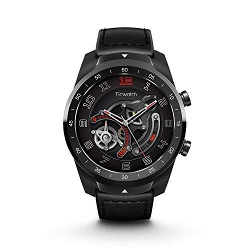 TicWatch E3 Smartwatch Wear OS de Google avec la plate-forme Qualcomm Snapdragon Wear 4100 Google Pay GPS intégré Surveillance de la fréquence cardiaque Suivi du sommeil Gestion du stress